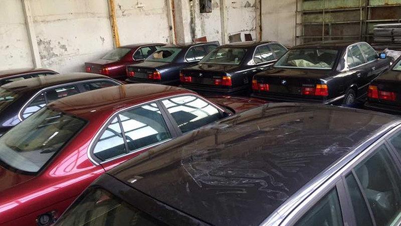 распродажа новых BMW по цене бюджетных машин