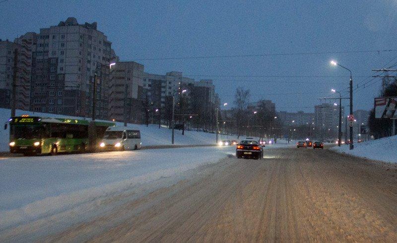 Вторую кольцевую в Гродно начнут строить весной