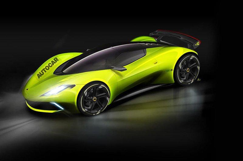Lotus и Williams создадут гиперкар