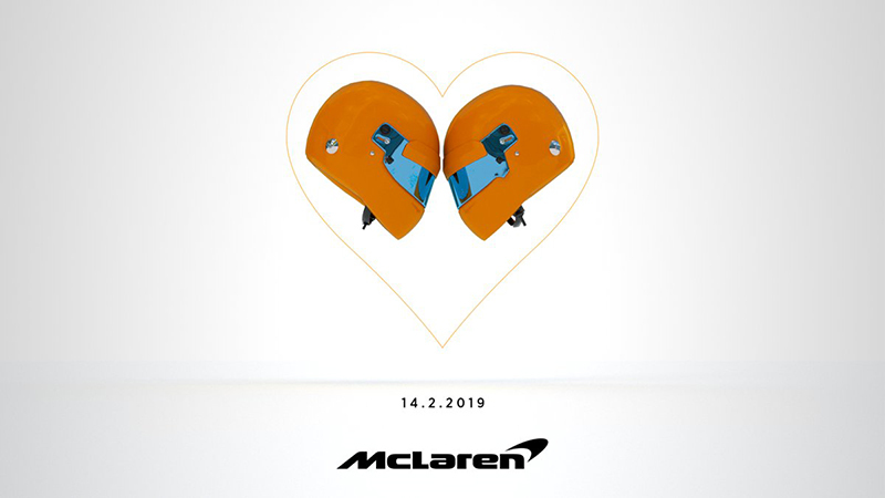 McLaren, презентация нового болида