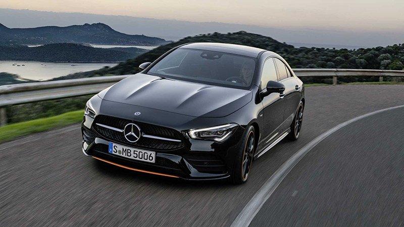Mercedes-Benz CLA: в продаже с мая