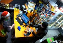 В Минске произошло ограбление АЗС
