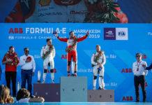 Второй этап первенства «Формулы Е»