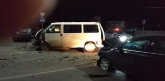 Пьяный бесправник в Житковичах спровоцировал ДТП с участием 3 автомобилей