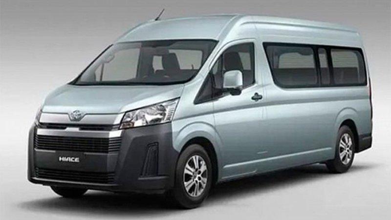 Toyota выпускает микроавтобус нового поколения: появились фото