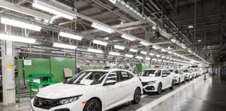 Honda закроет завод в Великобритании