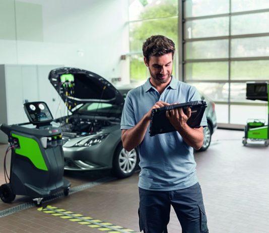 Bosch Connected Repair поможет автомастерским выполнять задачи до 60% быстрее