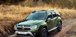 Renault Duster избирательно обновился