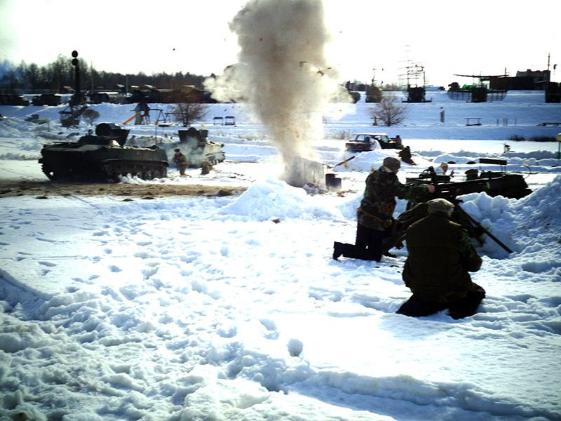 Память о советско-афганской войне