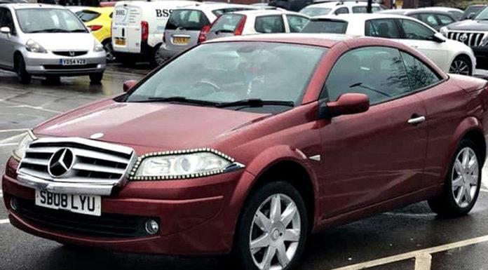 переделал Peugeot в Mercedes