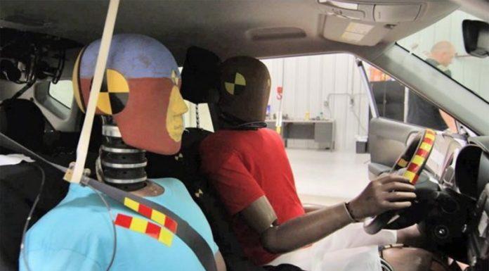 Hyundai представила подушки безопасности для множественных ДТП