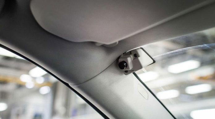 Автомобили Volvo будут распознавать лица водителей