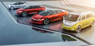 Volkswagen метит в лидеры рынка электрокаров