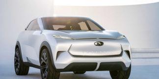 Infiniti будет продавать в Европе только «зеленые» автомобили