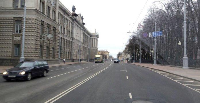 В Минске на ул. Купалы и Богдановича ограничат движение