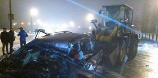На МКАД произошло массовое ДТП: два человека погибли