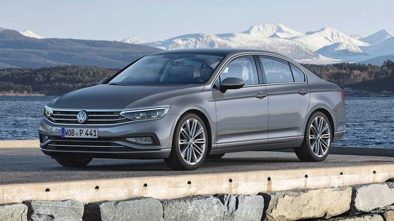 Volkswagen Passat обновился для Европы