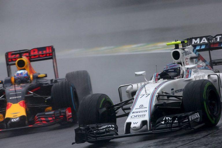 Williams и Red Bull