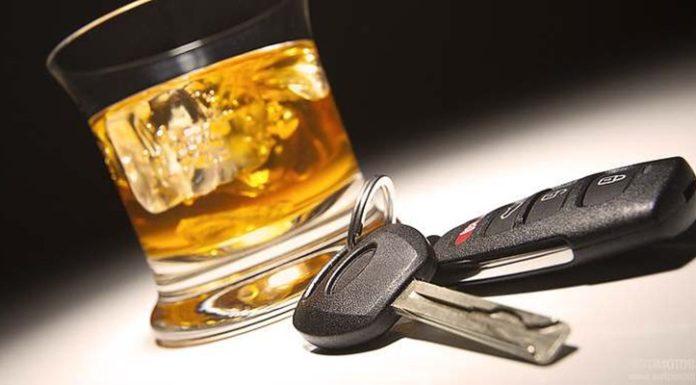 Пьянство нетерпимо нигде, тем более при управлении автомобилем