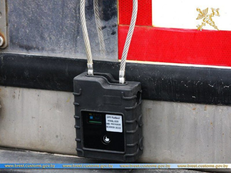 Система электронного мониторинга таможенного транзита внедряется в Беларуси