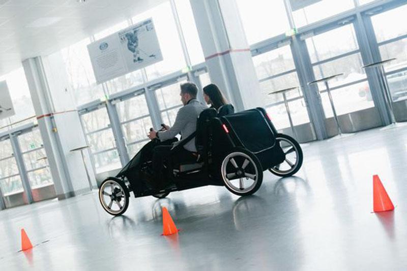 В Хельсинки представили совершенно новое транспортное средство