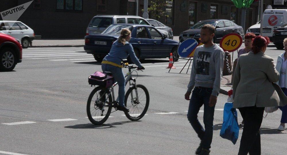 Рекомендации ГАИ велосипедистам и мотоциклистам