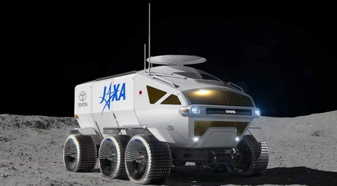 Toyota построит лунный вездеход