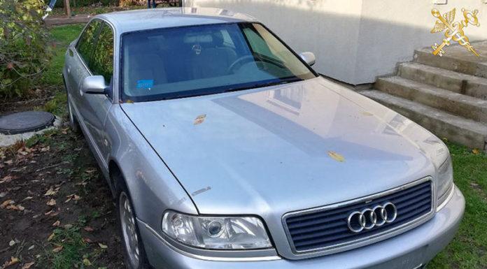 Раскрыта преступная схема незаконного ввоза автомобилей