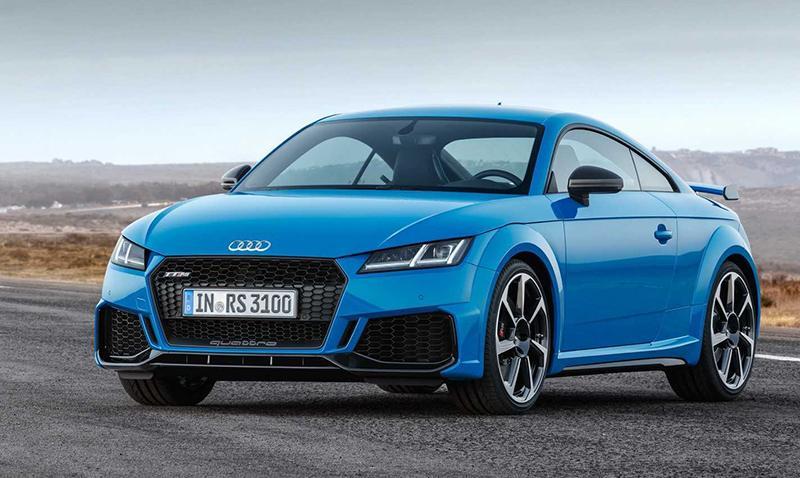 Audi TT рискует остаться без наследника