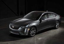 Новый седан Cadillac порадует меломанов