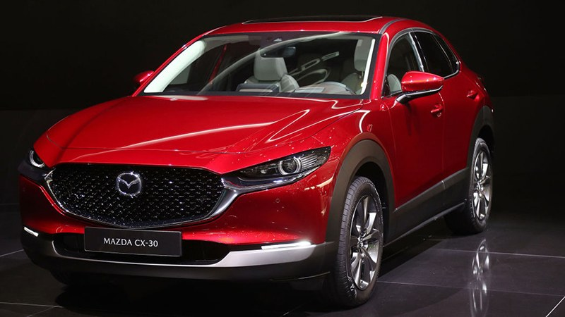 Mazda СX-30 на Женевский автосалон 2019: главные премьеры