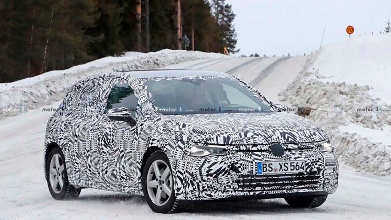 Volkswagen отложил премьеру нового Golf