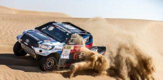 Dubai International Baja: победил Пшигоньски, Васильев лидирует в Кубке мира по бахам