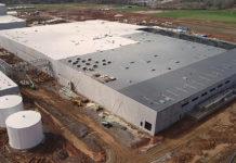 Строительство завода Nokian Tyres в Северной Америке