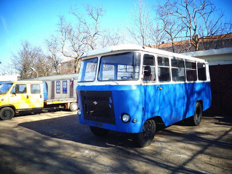 Автобус Г1А1 Кубань