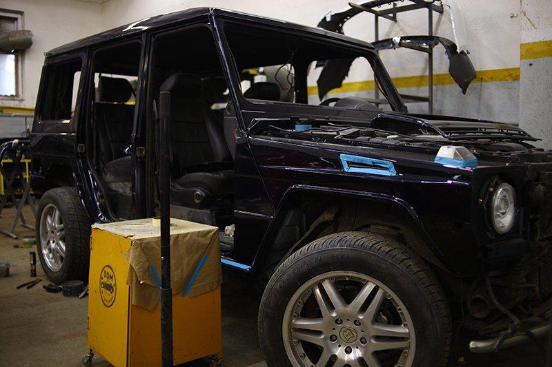 Ремонт автомобиля: в гараже или на СТО?