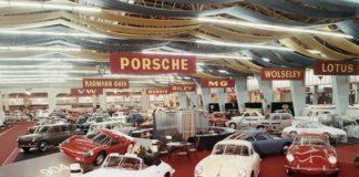 70 лет мировых премьер Porsche на Женевском автосалоне