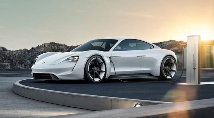 электрический спорткар от Porsche – Taycan