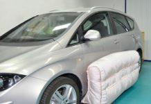 Концерн ZF разработал внешние подушки безопасности