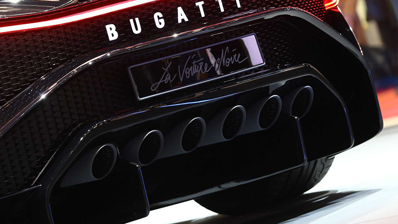 BugattiLa Voiture Noire