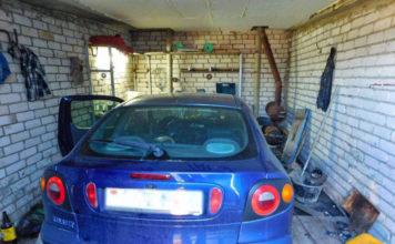 Два человека найдены мертвыми в гараже в Могилеве