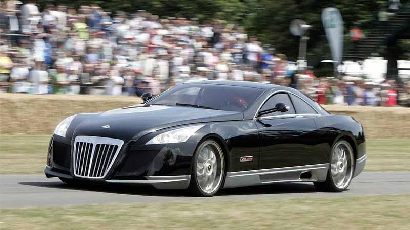 ТОП-10 самых дорогих машин мира 2019