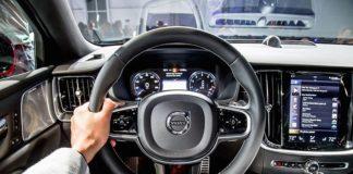 Volvo будет оснащать все машины скоростным лимитатором