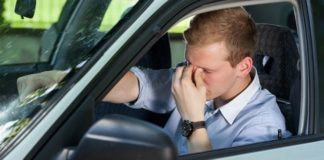 Усталость - главный враг водителя