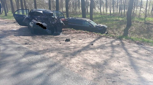 Под Жодино в результате ДТП погибла пассажирка