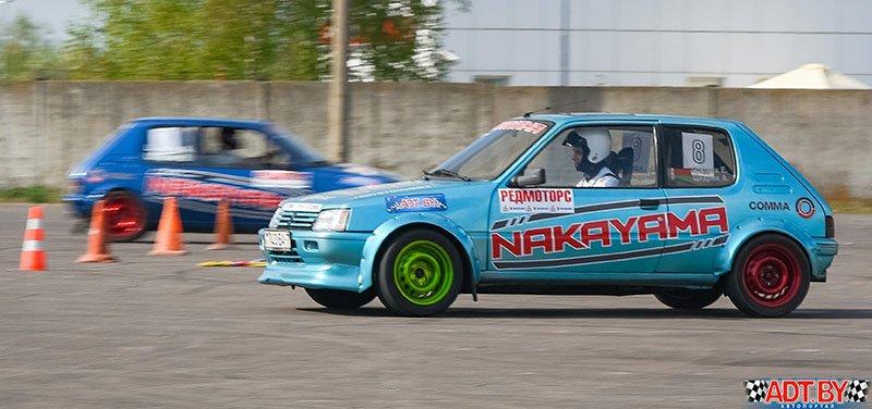 Gymkhana едет в Борисов! 2-ой этап кубка «Виртуозов руля»