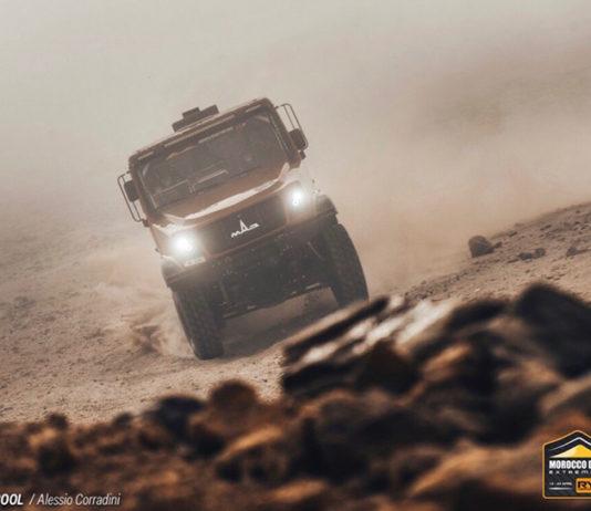 МАЗ Вязовича победил на 2 этапе ралли-рейда Morocco Desert Challenge