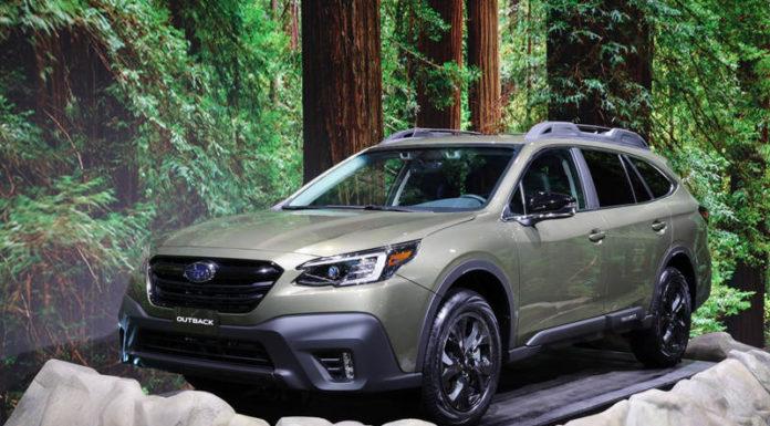 Новый Subaru Outback: все интересное внутри