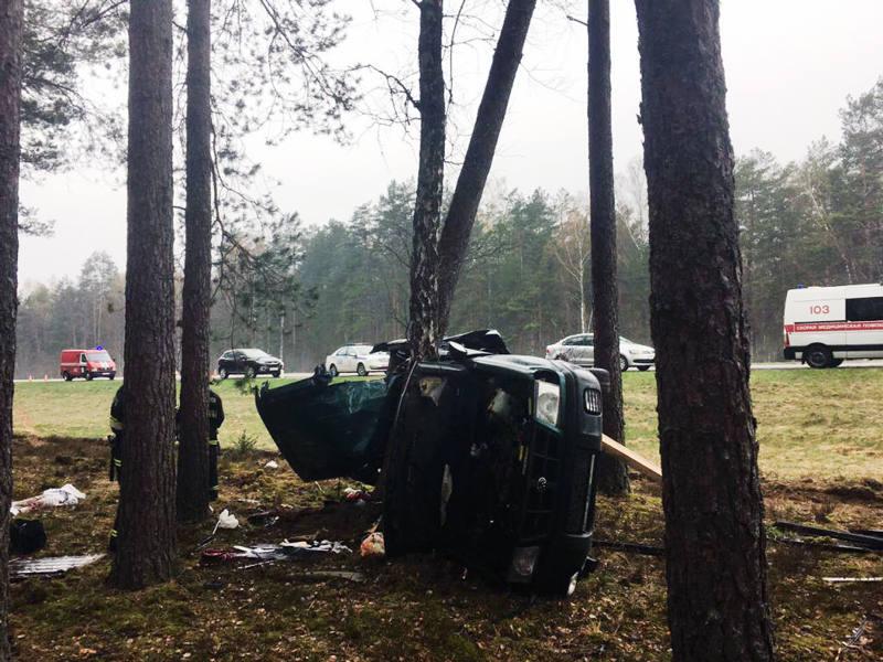 ДТП на трассе М1: погибла семья