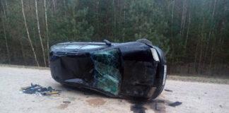 В Лидском районе маневр обгона закончился трагедией